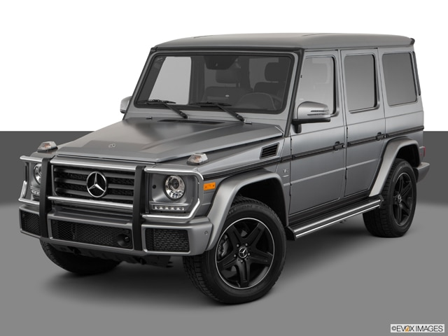 2018 Mercedes-Benz G-Class   Pricing, Ratings, Expert Review