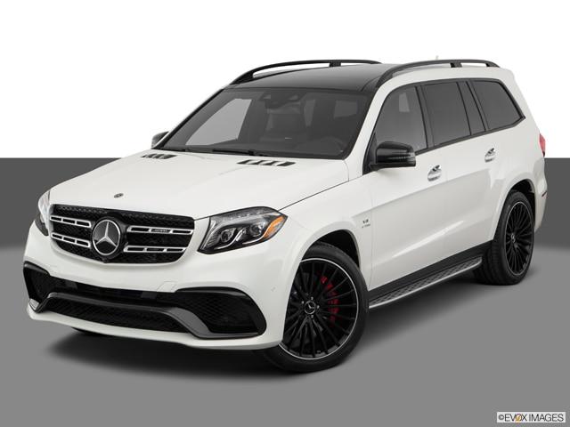 2018 Mercedes-Benz Mercedes-AMG GLS