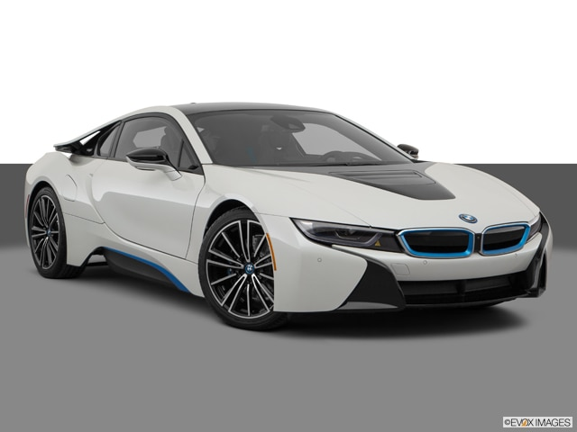Bmw I8 2020 Black And Gold