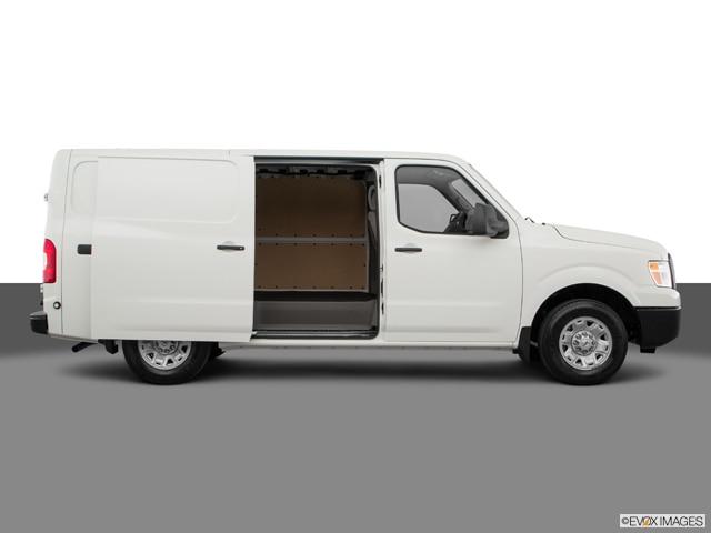 2021 Nissan NV3500 HD Cargo