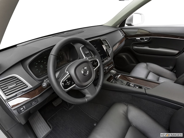 Volvo xc90 interior 2019