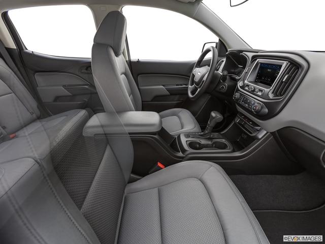2019 Chevrolet Colorado Crew Cab Pricing Ratings Expert Review