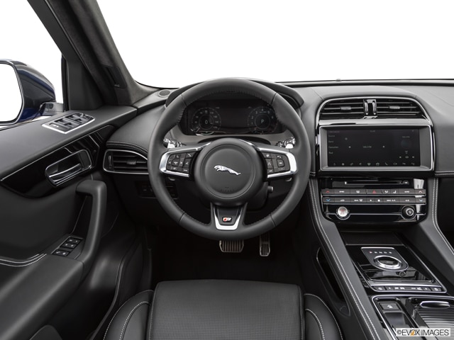 2019 Jaguar F Pace Pricing Reviews Ratings Kelley Blue Book