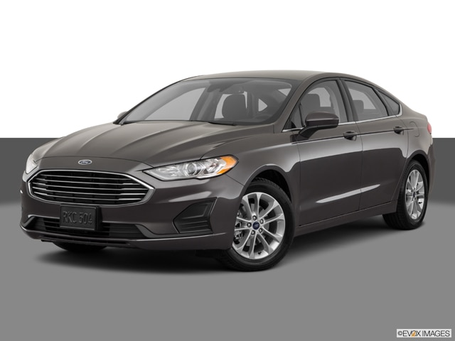 New 2020 Ford Fusion SE Prices Kelley Blue Book