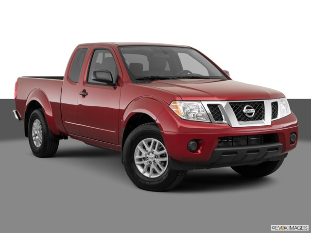 2020 Nissan Frontier King Cab