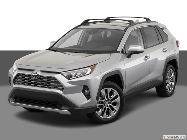 New 2020 Toyota Rav4 Limited Prices Kelley Blue Book