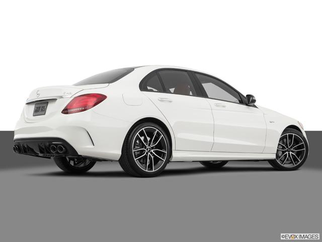 2020 Mercedes-Benz Mercedes-AMG C-Class