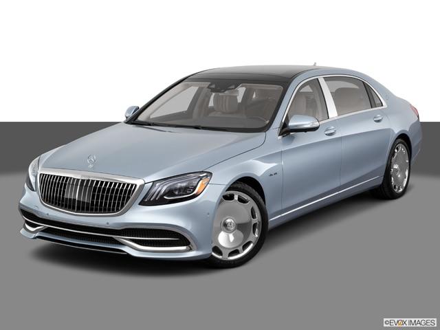 2020 Mercedes-Benz Mercedes-Maybach S-Class