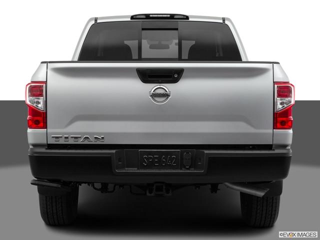 2019 Nissan Titan King Cab