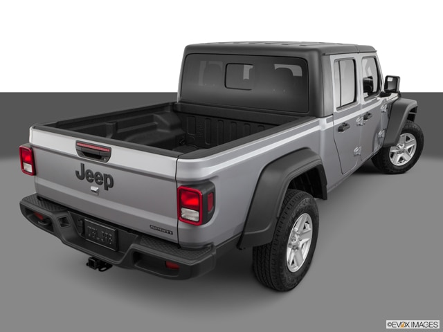 Jeep Wrangler Pickup Price >> 2020 Jeep Gladiator Pricing Ratings Expert Review Kelley Blue Book