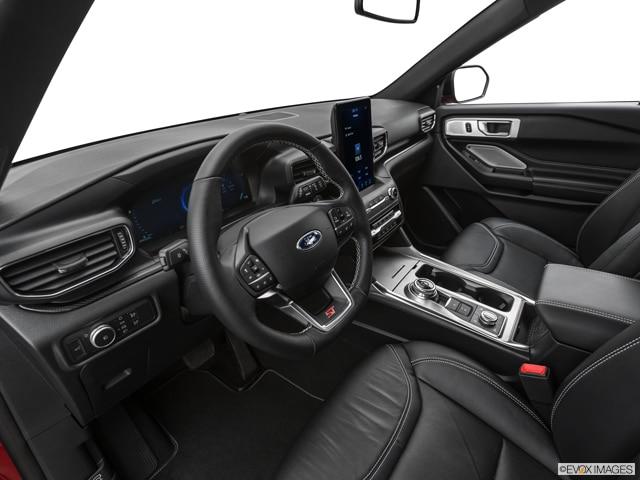 2020 Ford Explorer Vs 2020 Chevrolet Traverse Kelley Blue Book