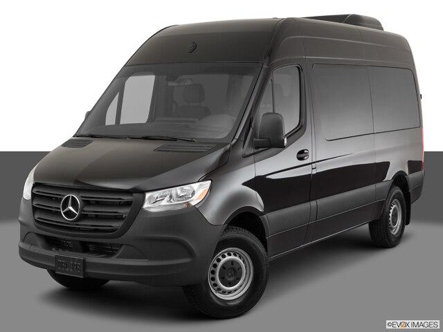2020 Mercedes-Benz Sprinter 2500 Passenger