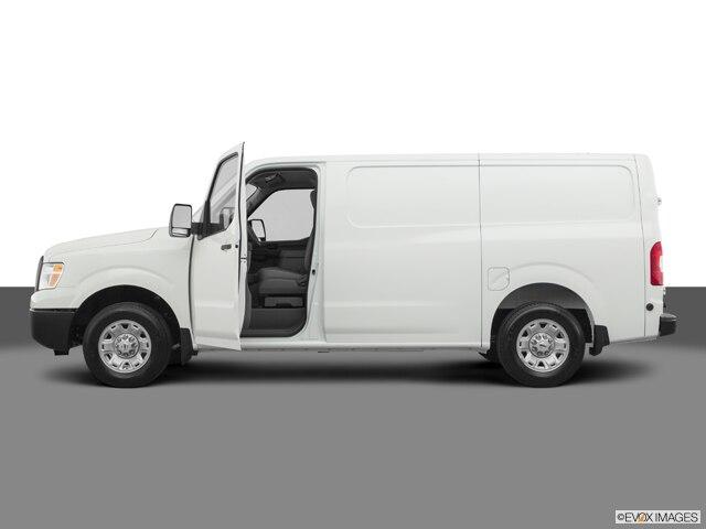 2021 Nissan NV1500 Cargo