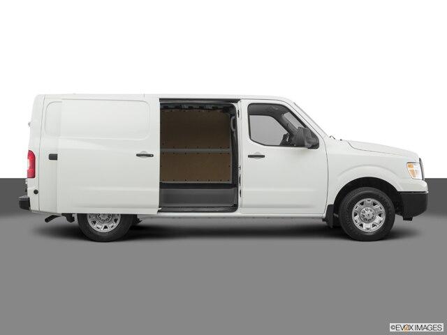 2021 Nissan NV2500 HD Cargo