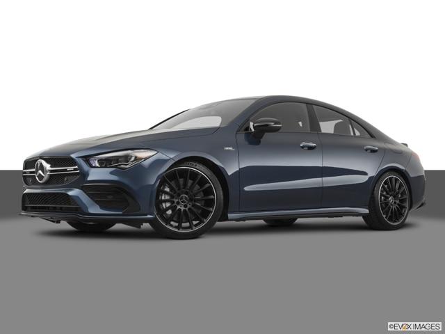 2021 Mercedes-Benz Mercedes-AMG CLA