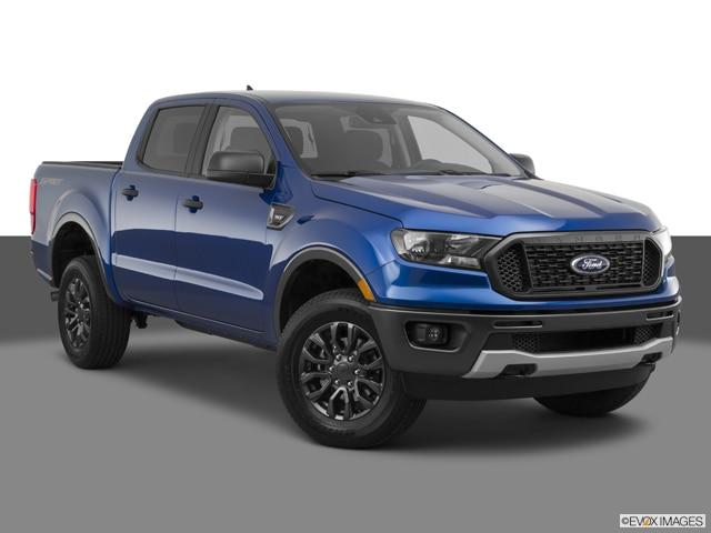 2020 Ford Ranger SuperCrew