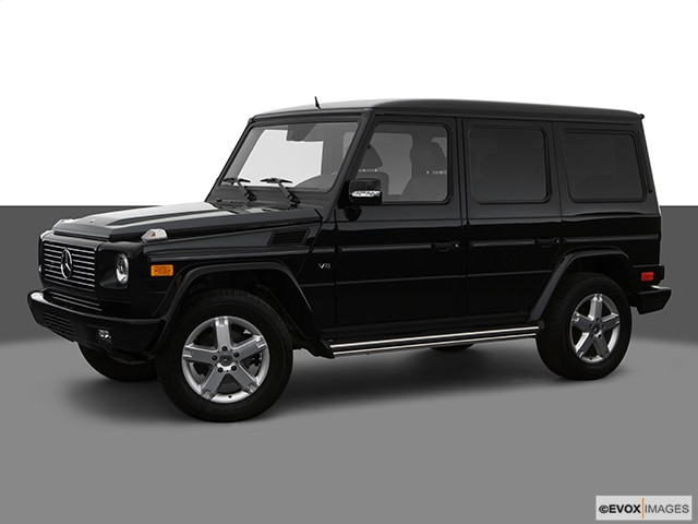 2008 Mercedes-Benz G-Class | Pricing, Ratings, Expert Review