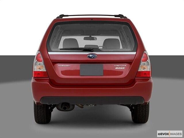2008 Subaru Forester | Pricing, Ratings, Expert Review