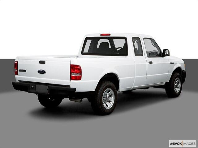 2008 Ford Ranger Super Cab