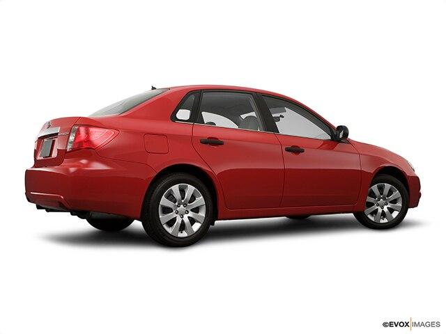 2008 Subaru Impreza   Pricing, Ratings, Expert Review