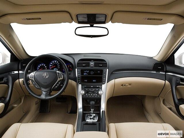 2008 Acura Tl Pricing Reviews Ratings Kelley Blue Book