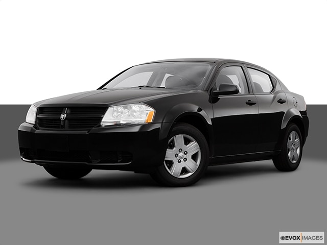 2008 Dodge Avenger   Pricing, Ratings, Expert Review
