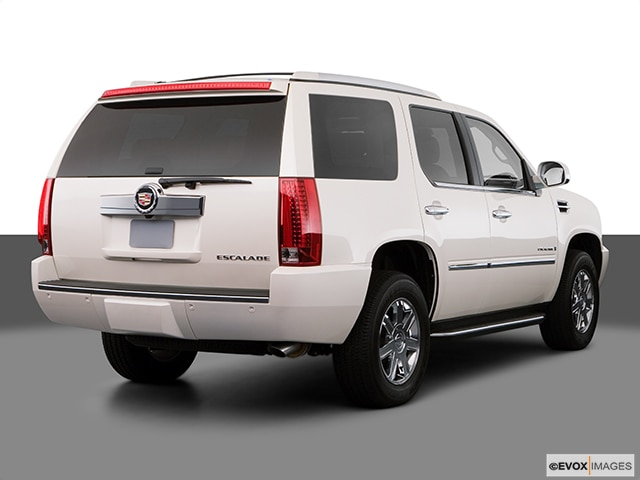 2008 Cadillac Escalade | Pricing, Ratings, Expert Review
