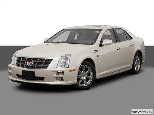 Used 2008 Cadillac STS STS-V Sedan 4D Prices | Kelley Blue ...