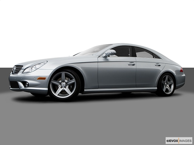 2008 Mercedes Benz Cls Class Prices Reviews Pictures Kelley
