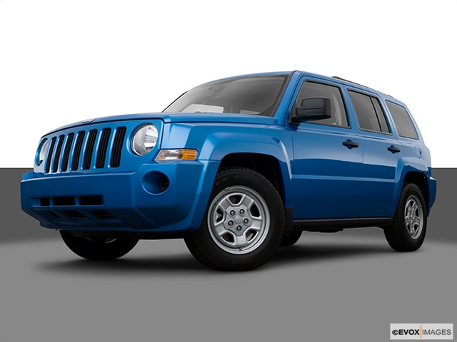 2008 Jeep Patriot | Pricing, Ratings, Expert Review | Kelley