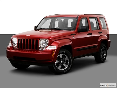 2008 Jeep Liberty | Pricing, Ratings, Expert Review | Kelley