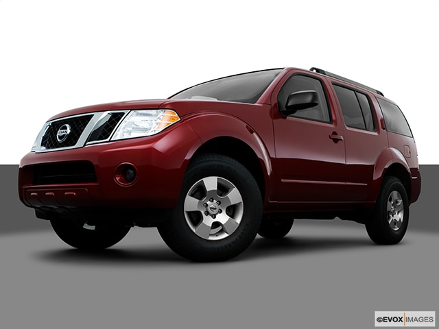2008 Nissan Pathfinder   Pricing, Ratings, Expert Review