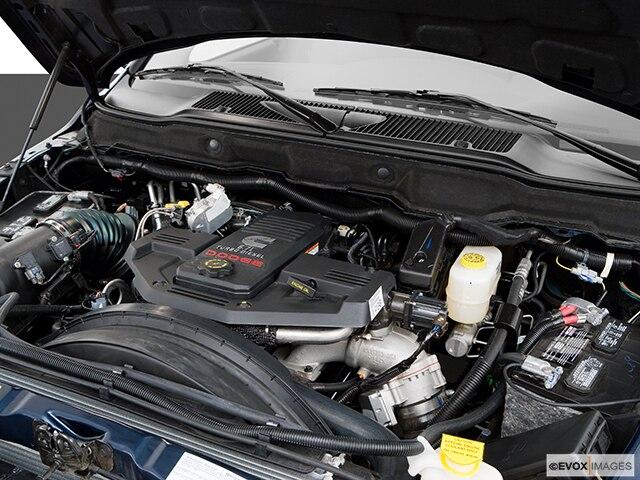 2008 Dodge Ram 2500 Quad Cab