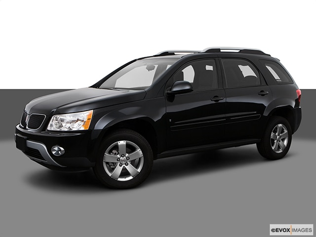 Used 2008 Pontiac Tor Values Cars
