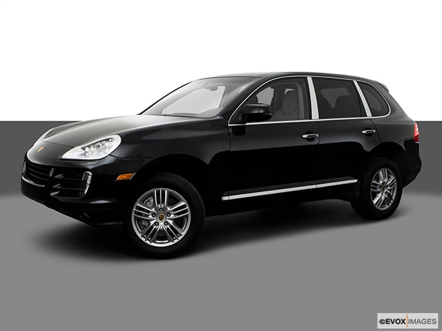 2008 Porsche Cayenne Pricing Reviews Ratings Kelley