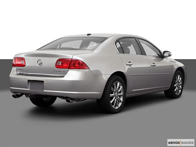 Used 2008 Buick Lucerne Cxl Sedan 4d Prices Kelley Blue Book
