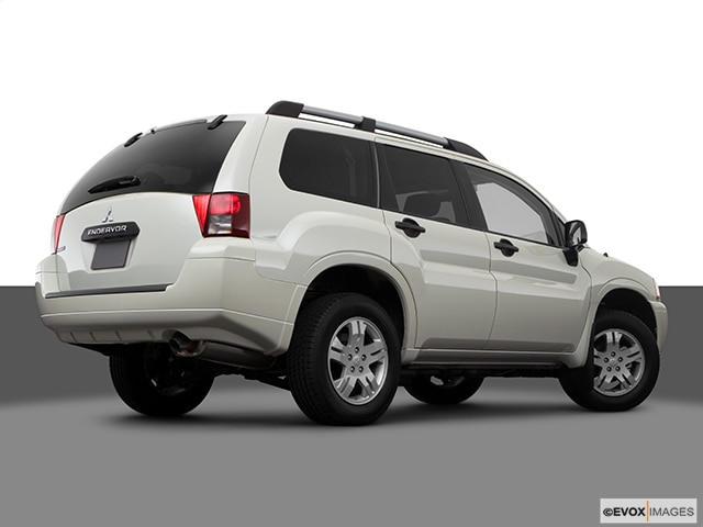 2008 Mitsubishi Endeavor Prices Reviews Pictures Kelley Blue Book