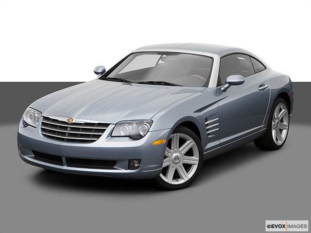 2008 Chrysler Crossfire Pricing Reviews Ratings Kelley