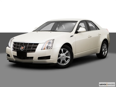 2008 Cadillac CTS | Pricing, Ratings, Expert Review | Kelley