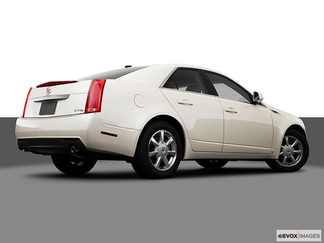 2008 Cadillac CTS   Pricing, Ratings, Expert Review   Kelley