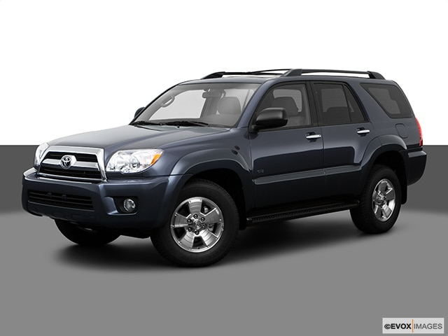 2008 Toyota 4Runner | Pricing, Ratings, Expert Review | Kelley Blue Book