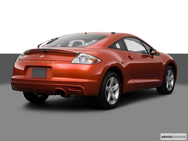 Used 2009 Mitsubishi Eclipse Gs Coupe 2d Prices Kelley Blue Book