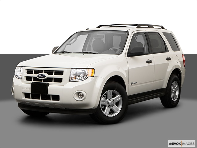 2009 Ford Escape | Pricing, Ratings, Expert Review | Kelley