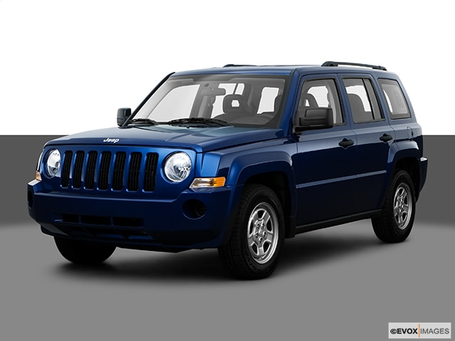 2009 Jeep Patriot | Pricing, Ratings, Expert Review | Kelley Blue Book