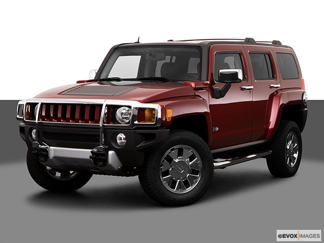 2009 HUMMER H3   Pricing, Ratings, Expert Review   Kelley
