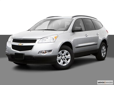 2009 Chevrolet Traverse   Pricing, Ratings, Expert Review