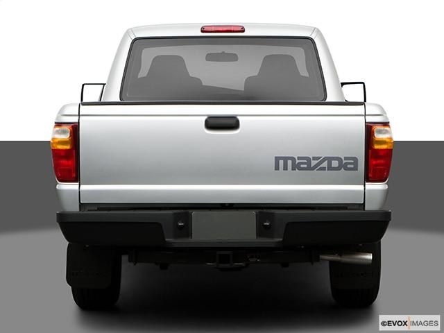 2009 MAZDA B-Series Regular Cab