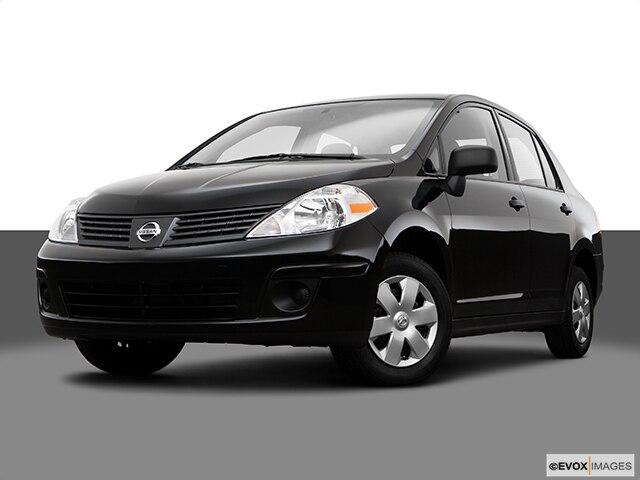 2009 Nissan Versa Values Cars For Sale Kelley Blue Book