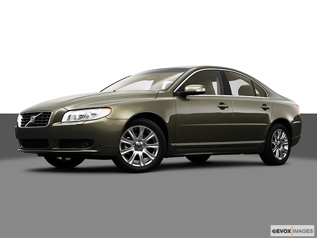 2009 Volvo S80 Pricing Ratings Expert Review Kelley Blue Book