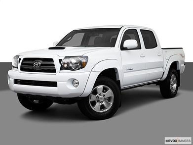 2010 Toyota Tacoma Double Cab | Pricing, Ratings, Expert